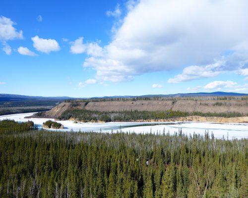 La Yukon River