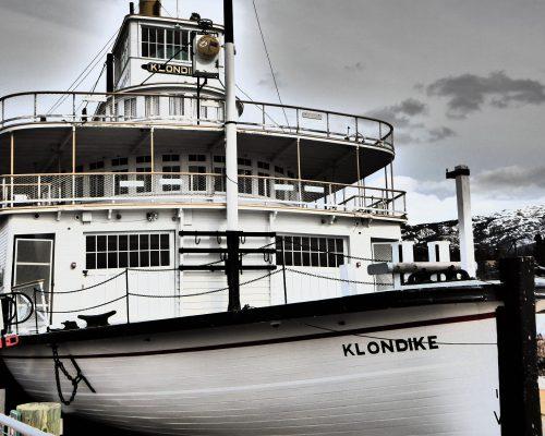 Le SS Klondike