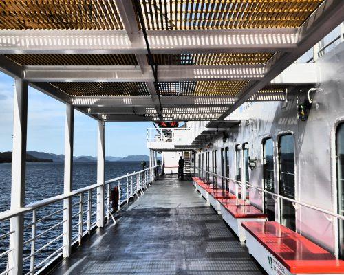Ferries de l'Inside Passage (1)
