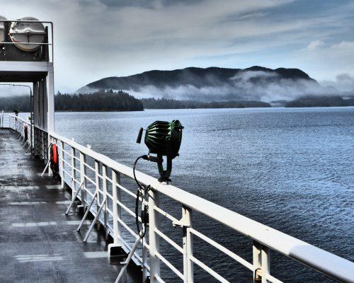 Ferries de l'Inside Passage (2)