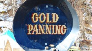 Affichage Gold Panning