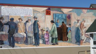Fresques murales de chemainus
